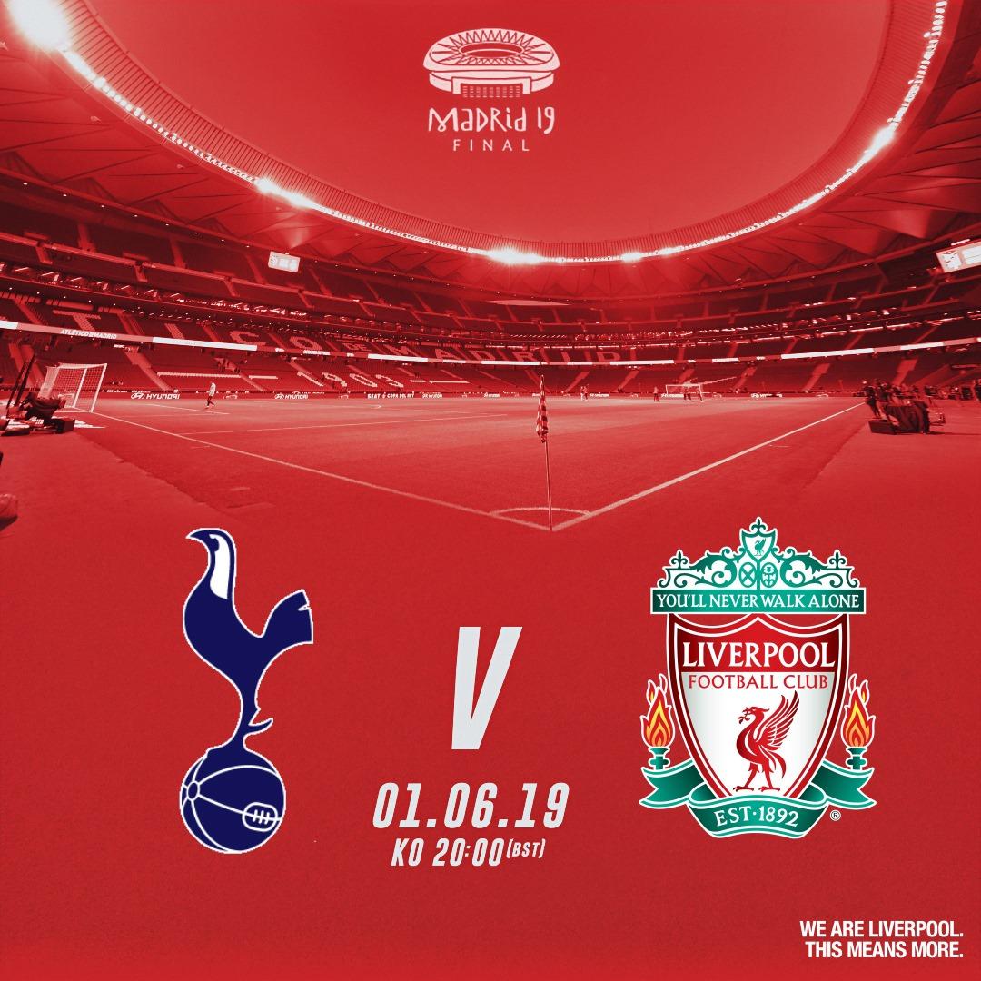 Lucas Moura Goal Liverpool: Liverpool Football Club